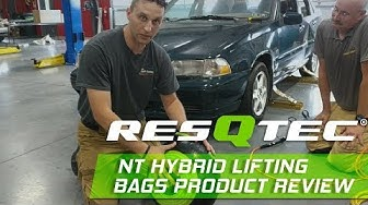 ReQTec NT Hybrid Lifting Bags Product Review | 911RR