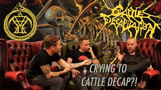 Cattle Decapitation - 'An Atlas of Death'