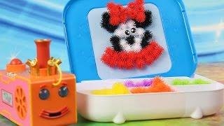 Obrazki 3D | Teletubisie & Myszka Minnie & Bunchems  | Bajki i kreatywne zabawki dla dzieci