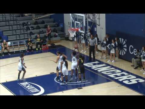 Longwood University Women's Basketball vs Randolph College 11/6/16