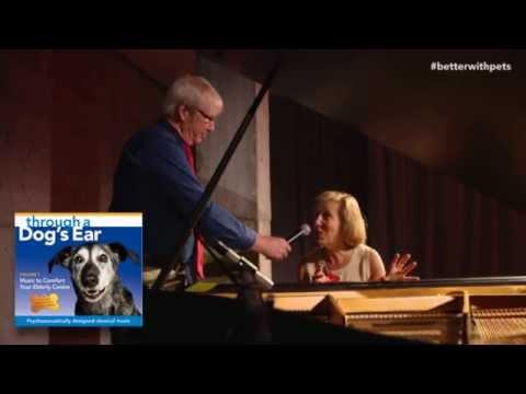 America's Vet, Marty Becker, Interviews Lisa Spector about Through a Dog's Ear & iCalmDog