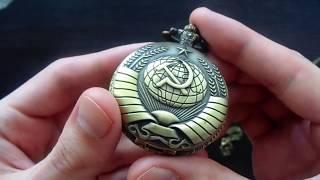 Карманные часы СССР с Алиэкспресс. Обзор и отзыв.