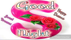 GOOD NIGHT video - WhatsApp