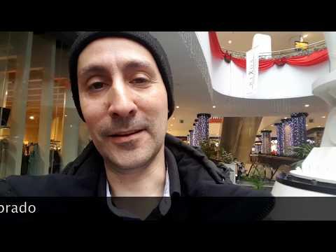 Como resolvemos coisas em Astana na Véspera de Natal