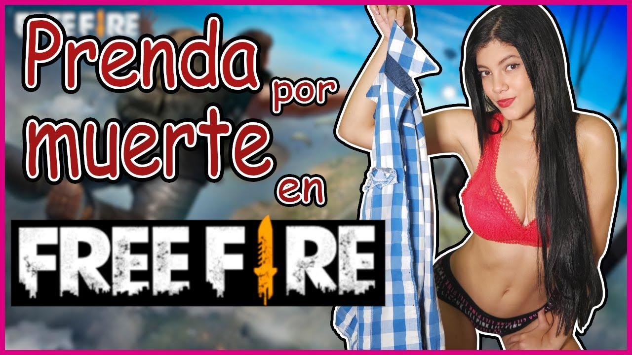 Download Me quito una prenda por muerte de Free Fire - Marta María Santos