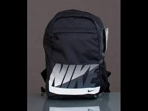 Баскетбольный рюкзак Nike Kobe Bryant черный магазин BASKET FAMILY .