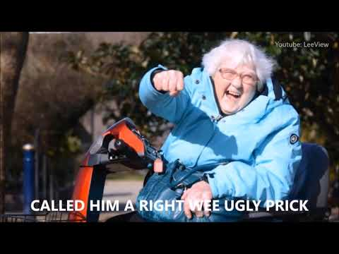 The Scottish Gangster Granny song