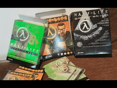 Half-Life Generation Unboxing