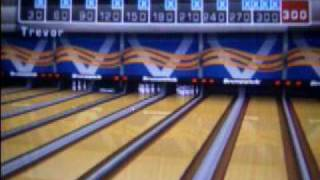 Brunswick Pro Bowling Wii: How to roll a 300 game