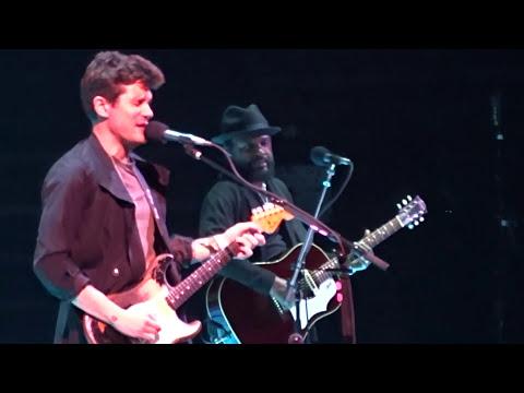 John Mayer 'Love on the Weekend' 4/9/17 Boston, MA