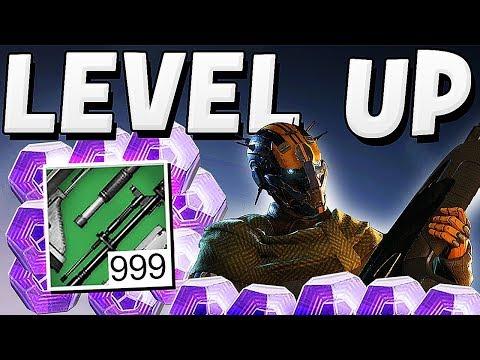 Destiny 2 - LEVEL UP GUNSMITH EASY TRICK !!