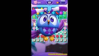 Candy Crush Friends Saga Level 154 (No boosters)