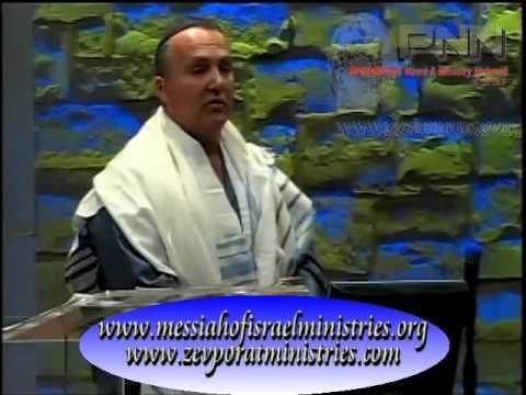 Orthodox Rabbi's Son Accepts Yeshua as Messiah
