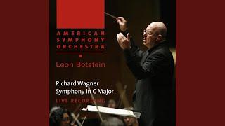 Symphony in C Major, WWV 29: IV. Allegro molto e vivace (Live)