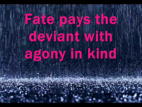 Epica Deter The Tyrant (Lyrics)