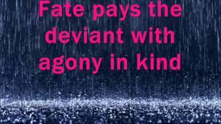 Epica Deter The Tyrant (Lyrics)