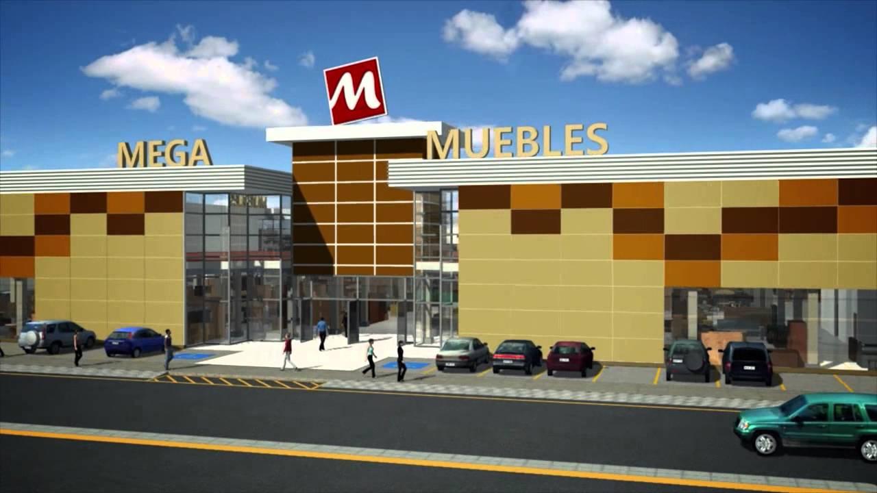 Spot tv nuevo cc mega muebles youtube for Muebles plaza norte