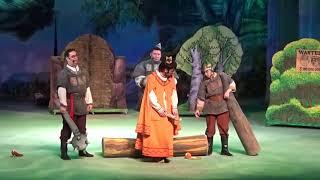Три богатыря и Соловей-разбойник