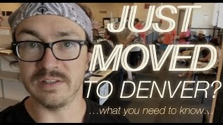 Did you just move to Denver? IMPORTANT REQUIREMENTS!! - VLOG S1:E2