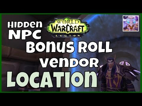 wow bonus roll legion