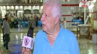لقاء هام مع مرتضى منصور يرد على حلمى طولان ويفتح النار على اللجنة الخماسية  ولجنة الإنضباط - زملكاوى