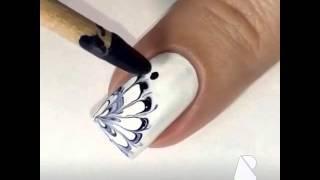 Маникюр гель лак( видео урок)