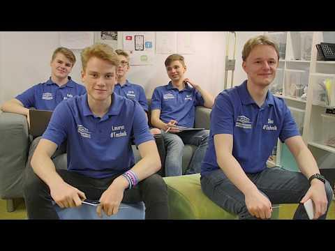 02. Platz 2019: MedienScouts Repair&Care // Gemeinschaftsschule Neumünster Brachenfeld
