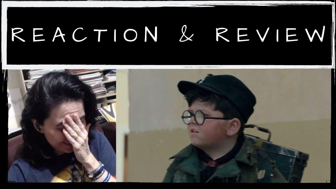 Jojo Rabbit Trailer Reaction Review Cyn S Corner