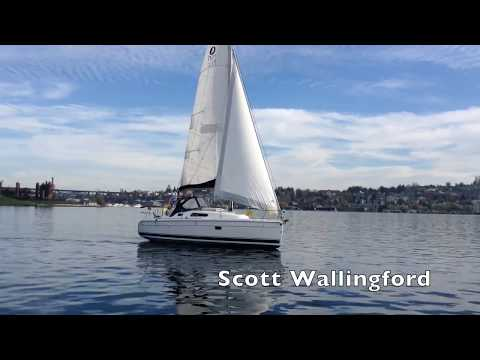 For Sale : 2006 Hunter 27 Sailboat