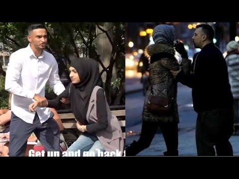 Woman Harassed USA vs Pakistan Social Experiment!!!