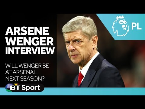 Will Arsene Wenger stay on at Arsenal? | Exclusive interview