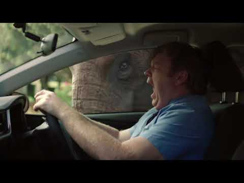 SGIC Insurance - Elephant in the driveway TV Commercial 2017