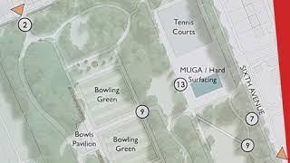 Hirst Park redevelopment