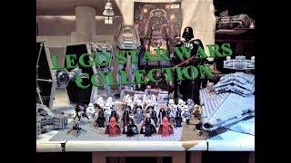 Моя коллекция Лего Звёздные войны 2018 / My Lego Star Wars Collection 2018!!!