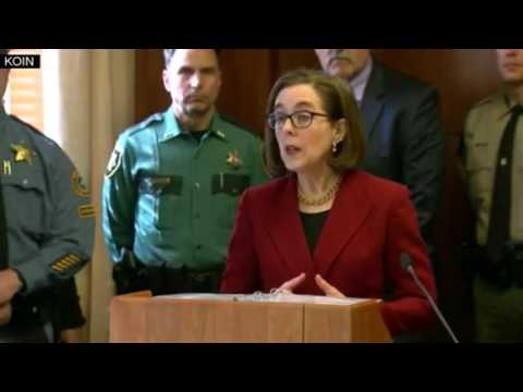 Oregon Governor Kate Brown Signs Executive Order Declaring Sanctuary State