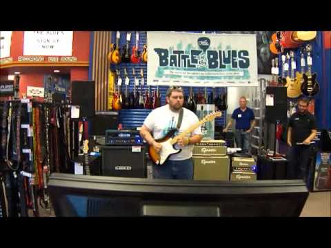 2012 Battle of the Blues Store Finals Wichita, KS