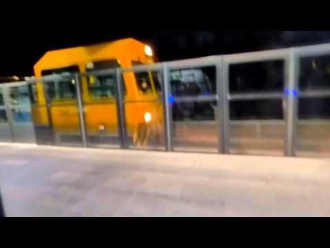 Copenhagen metro maintenance mode