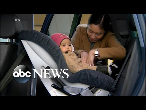 American Academy of Pediatrics expands their car seat recommendations