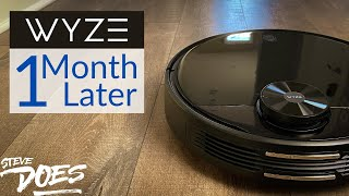 Wyze Vacuum - 1 Month Review | Is It Worth The Price?