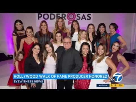 KABC Interviews Ana Martinez, One of 25 Most Powerful Latina Women 2016