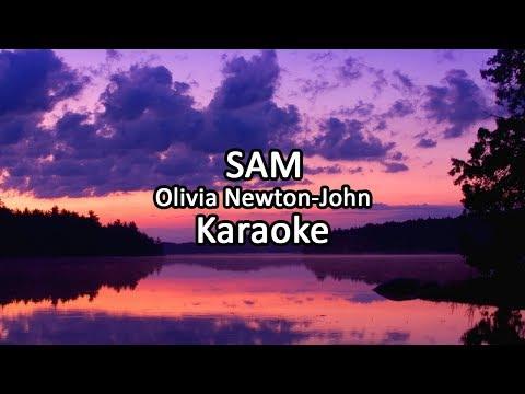 SAM - Olivia Newton-John (KARAOKE)