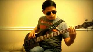 Repeat youtube video Toyang by Eraserheads (Bass Cover)