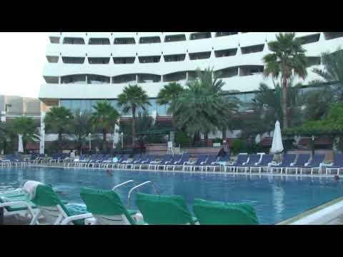 Sharjah Grand Hotel morning walk part 2