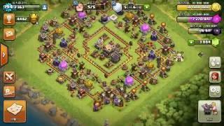 Clash of clans - Clan war