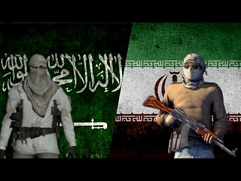 SAUDI ARABIA VS IRAN - Military Power Comparison 2017
