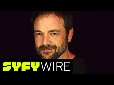 Emerald City Comic Con Rm 1 Day 4  Mark Sheppard, Voice Acting 101  SYFY WIRE
