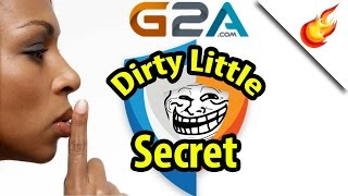 G2A's Dirty Little Secret