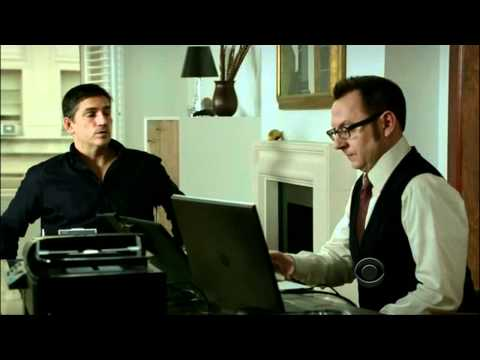 Person of Interest S1 E11  Great  between Reese & Finch