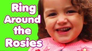 Ring Around The Rosies| Nursery Rhymes | Dance Songs