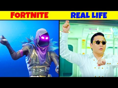 10 Best Fortnite Dances in Real Life